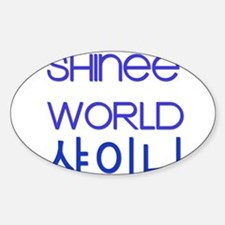 shineeworld Decal