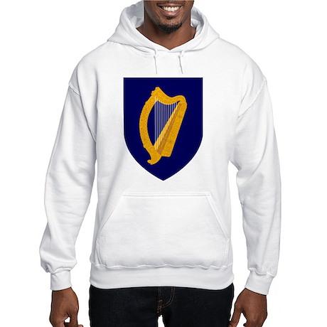 Ireland Coat Of Arms Hooded Sweatshirt
