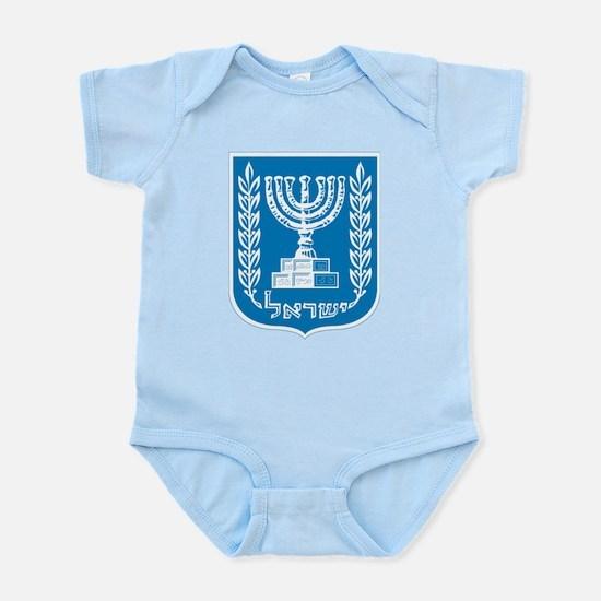 Israel Coat Of Arms Infant Bodysuit