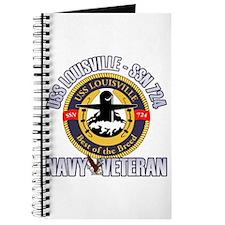 Navy Veteran SSN-724 Journal