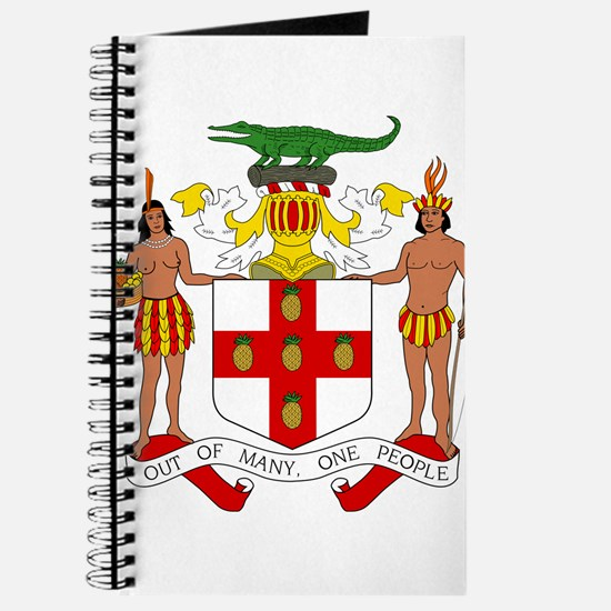 Jamaica Coat Of Arms Journal