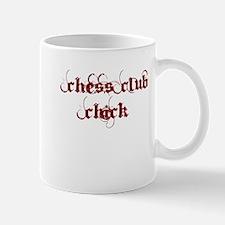 Chess Club Chick Mug