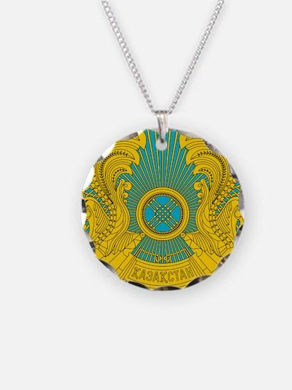 Kazakhstan Coat Of Arms Necklace
