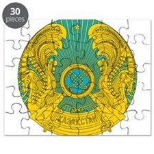 Kazakhstan Coat Of Arms Puzzle