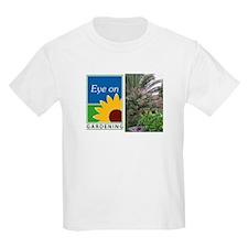 Eye on Gardening Tropical Plants Kids T-Shirt