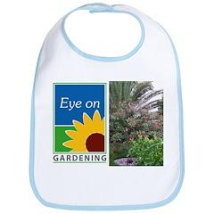Eye on Gardening Tropical Plants Bib