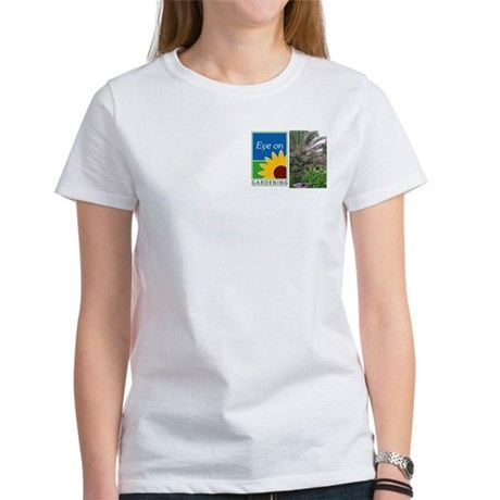 Eye on Gardening Tropical Plants Women's T-Shirt