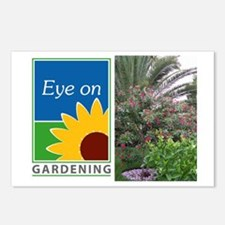Eye on Gardening Tropical Plants Postcards (Packag