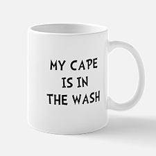 Cape In Wash Black Mug