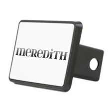 Meredith Carved Metal Hitch Cover