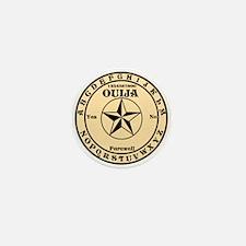 Round Ouija Mini Button