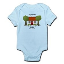 As For Me And My House Infant Bodysuit