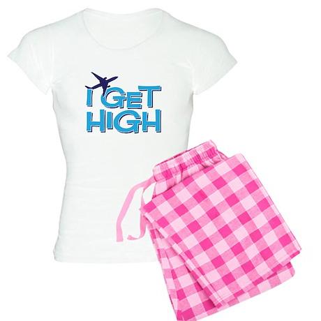 I get high Women's Light Pajamas