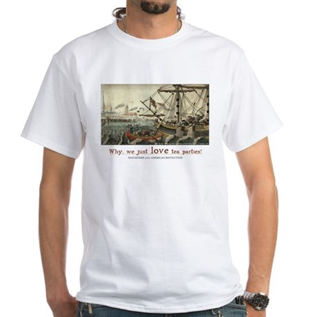 bostonteaparty_wdcooper_1789 T-Shirt