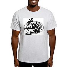 Cannes Ash Grey T-Shirt