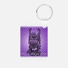 Buddha Smiles Keychains