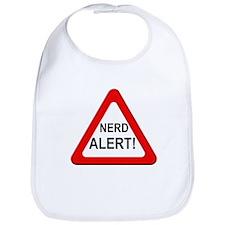 Nerd Alert Bib