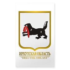 Irkutsk Oblast COA Decal
