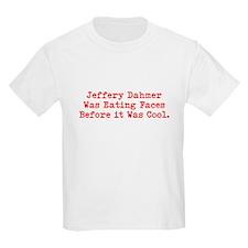 Jeffery Dahmer Eating Faces T-Shirt