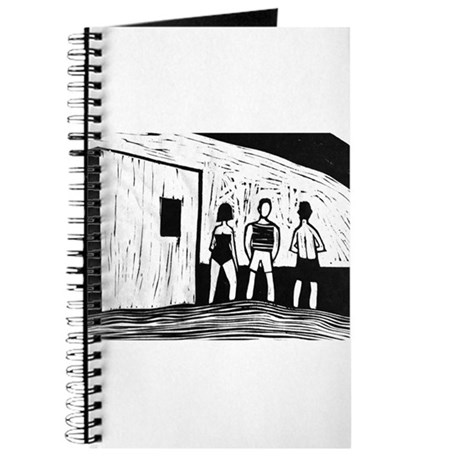 Three on the beach Journal