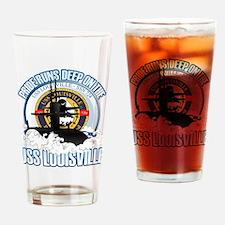 Pride Runs Deep [SSN 724] Drinking Glass