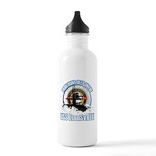 Pride Runs Deep [SSN 724] Water Bottle