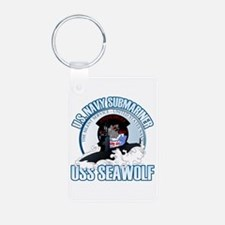 Navy Submariner SSN-724 Keychains