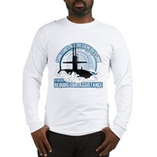 Designed to Sink Long Sleeve T-Shirt