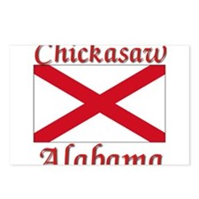 Chickasaw Alabama Postcards (Package of 8)