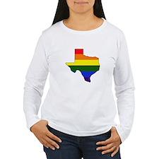 Texas Gay Pride T-Shirt
