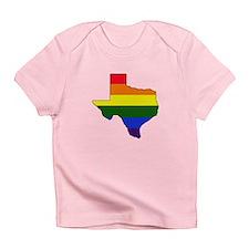 Texas Gay Pride Infant T-Shirt