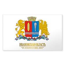 Ivanovo Oblast COA Decal