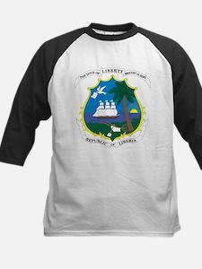 Liberia Coat Of Arms Tee