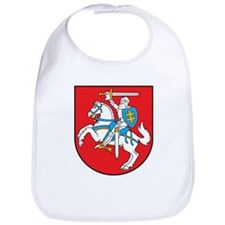 Lithuania Coat Of Arms Bib