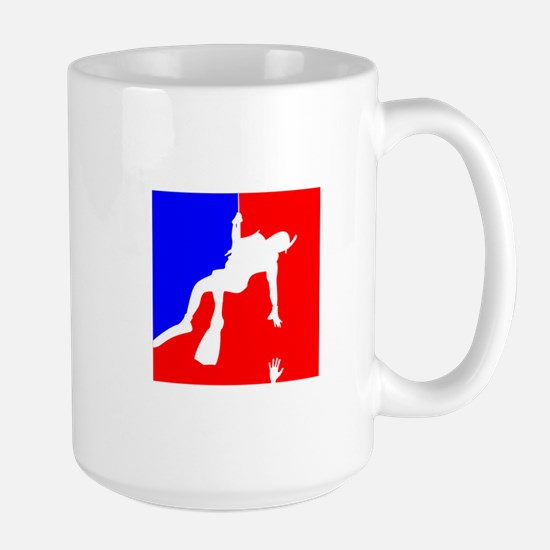 Rescue Swimmer Large Mug