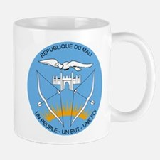 Mali Coat Of Arms Mug