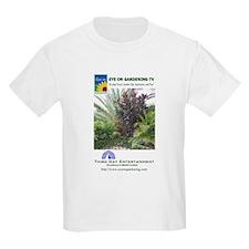 EOGTV Tropical Logos Kids T-Shirt