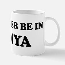 Rather be in Konya Small Small Mug