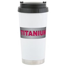 I am Titanium Stainless Steel Travel Mug