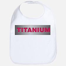 I am Titanium Bib