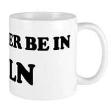 Rather be in Köln Mug