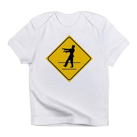 ZombieCrossing Infant T-Shirt