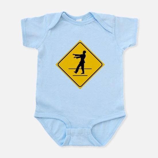 ZombieCrossing Infant Bodysuit
