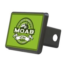 Moab Green Hitch Cover