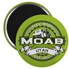 Moab Green Magnet