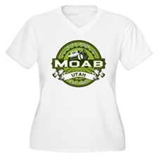 Moab Green T-Shirt