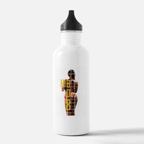 HI 808 tee Water Bottle
