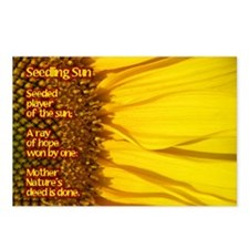 Seedling Sun Postcards (Package of 8)