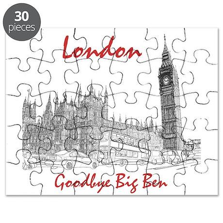 London Big Ben Puzzle