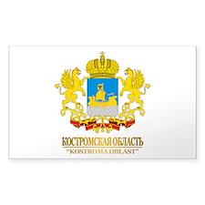 Kostroma Oblast COA Decal